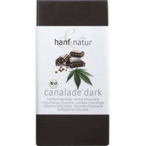 Hanf-Natur dark chocolate 70%