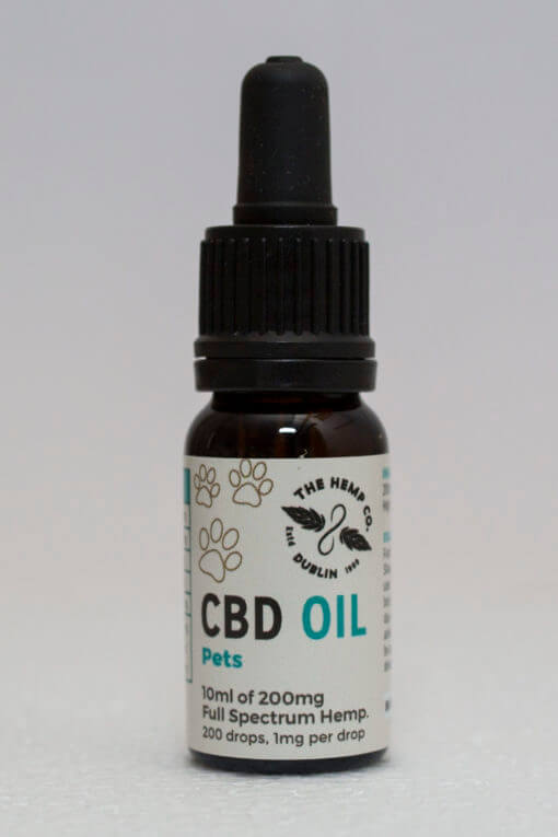 Dutch Natural Healing -Pet CBD- 10ml, 2%
