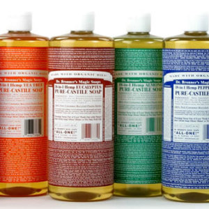 Dr. Bronner's Pure-Castile Liquid Soap - 473ml