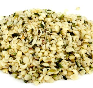 Hanf-Natur dehulled hemp seeds