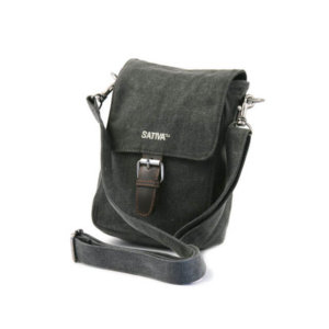 Pure Sativa  hemp shoulder bag