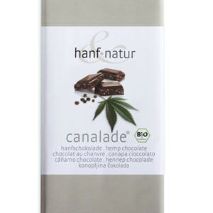 Hanf-Natur Milk Chocolate