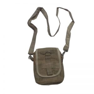 Pure-Hemp Shoulder Bag
