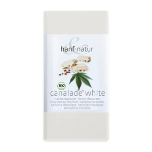 Hanf-Natur White Chocolate