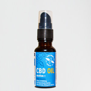 Dutch Natural Healing active+ 20ml - 800mg CBD