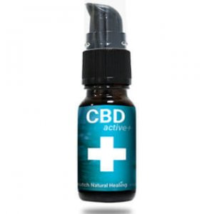 Dutch-Natural-Healing active+ 20ml - 800mg CBD