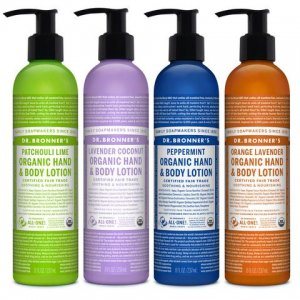 Dr. Bronner's Organic Lotion - 237ml