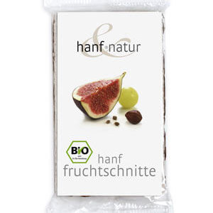 Hanf-Natur Hemp Fruit Bar