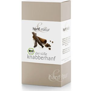 Hanf-Natur Hemp Seeds Nibbles - Sweet