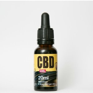 Dutch Natural Healin CBD Oil - 20ml - 1650mg CBD