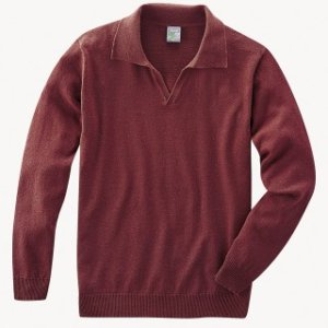 Men's long sleeve jumper